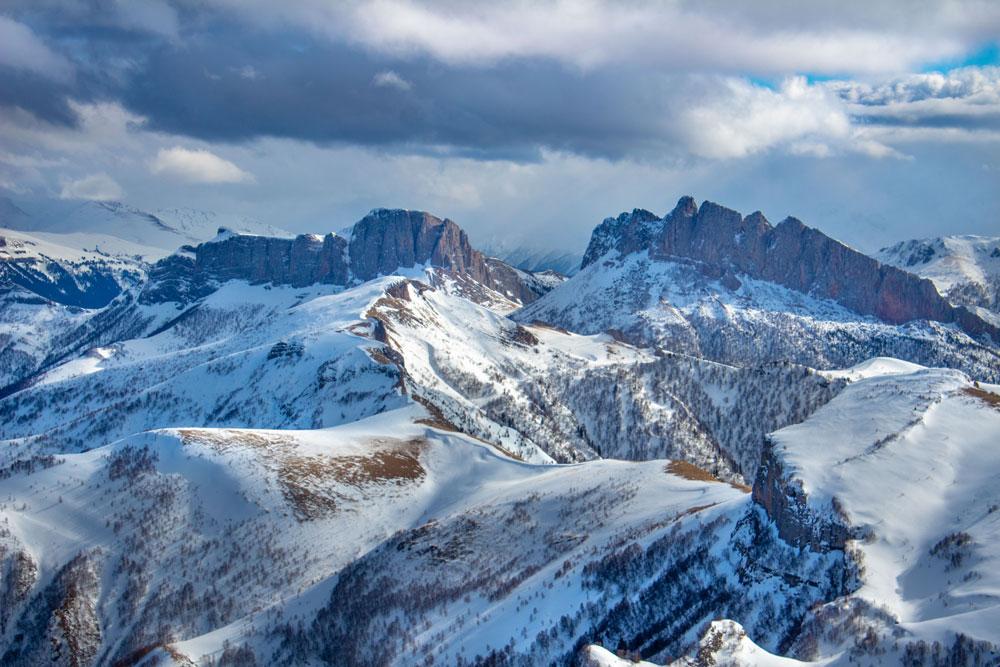 Поход на гору Большой Тхач ⛰️ Пешие туры без посредников 🔥